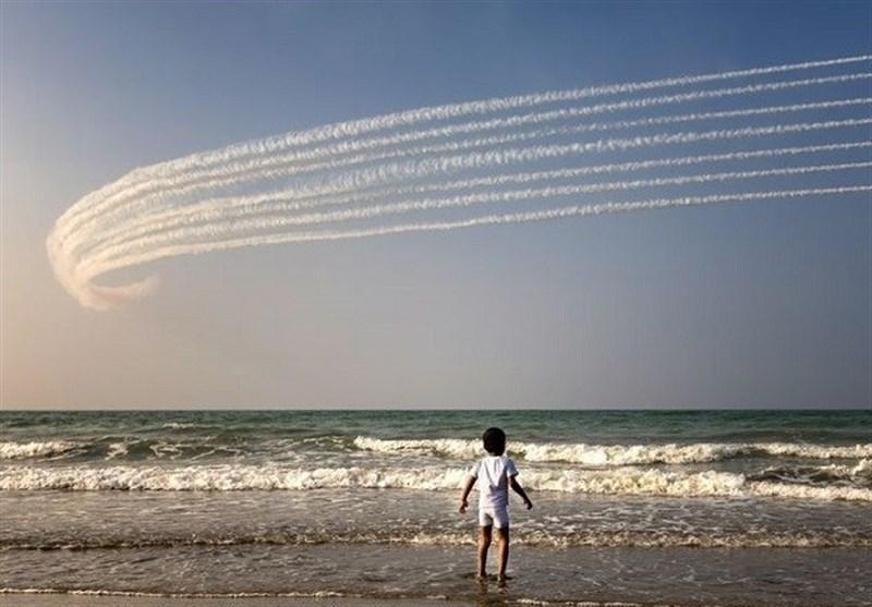 عکس روز نشنال جئوگرافی، پرواز در روز