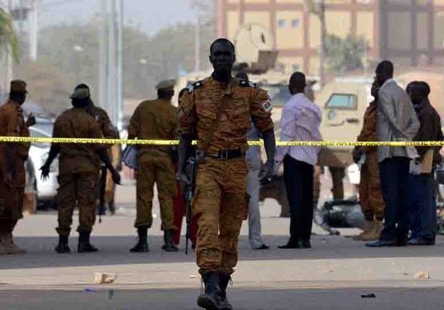 مرگ شهردار جیبو در بورکینافاسو در حمله مسلحانه