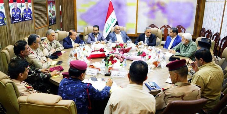 جلسه سران عراق برای بررسی وضعیت کشور در سایه اعتراضات مردمی