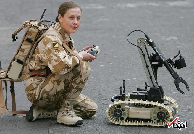 آیا پیش نویس قوانین جدید پنتاگون می تواند ربات های قاتل را تحت کنترل داشته باشد؟
