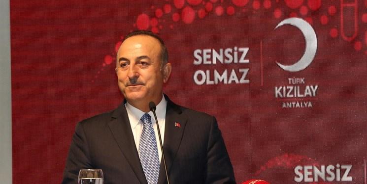 ترکیه: آمریکا صراحتا می گوید برای نفت، در سوریه است