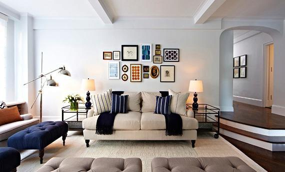 تأثیر شگفت انگیز قاب عکس در طراحی دکوراسیون منزل
