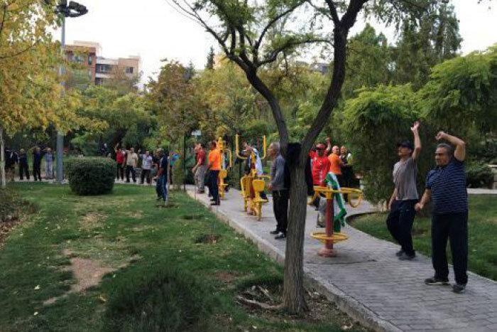 جشنواره ورزشی ـ تفریحی خانوادگی در شمال شرق پایتخت