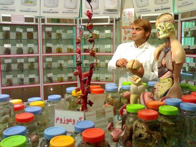 ثبت اختراع 5 دستگاه در موزه دانشگاه شهید چمران اهواز