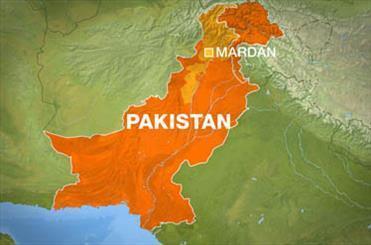 پرتاب 60 گلوله خمپاره از افغانستان به پاکستان، مردم وزیرستان تظاهرات کردند
