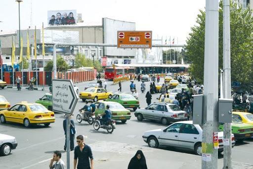 کاهش ساعت طرح ترافیک تهران تا انتها سال تمدید شد