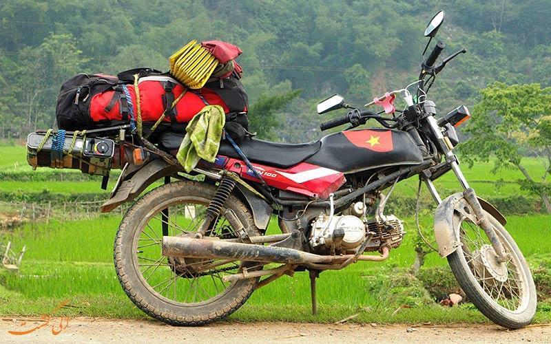 در کشورهای جنوب شرق آسیا، چطور موتورسیکلت اجاره کنیم؟