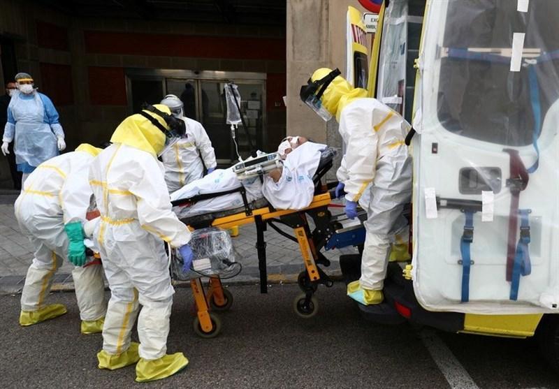 مرگ 290 نفر از مبتلایان به کرونا در فرانسه طی 24 ساعت گذشته