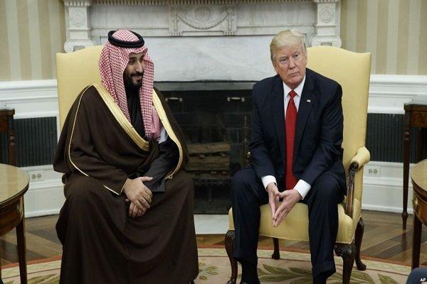 چرا ترامپ، بن سلمان را تهدید کرد؟ هشدار ترامپ به محمدبن سلمان درباره عواقب کاهش ندادن تولید نفت
