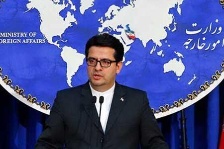 واکنش سخنگوی وزارت خارجه ایران به خبر کذب شکنجه مهاجران افغانی