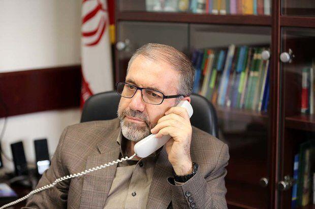 خبرنگاران گفت وگوی تلفنی معاون امنیتی وزیر کشور با همتای ترکیه ای درخصوص آخرین تحولات مقابله با کرونا