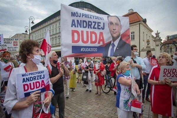 برگزاری انتخابات ریاست جمهوری لهستان