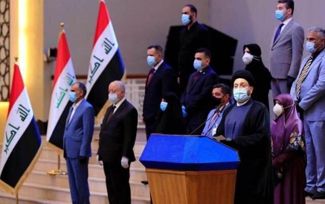 عمار حکیم، رئیس ائتلاف عراقیون شد