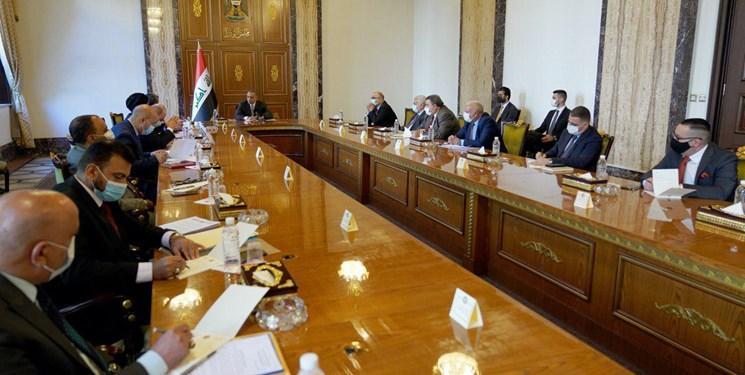 تاکید الکاظمی بر برگزاری انتخابات عراق در موعد مقرر